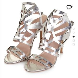Topshop Shoes - Brand new TOPSHOP heeled sandals