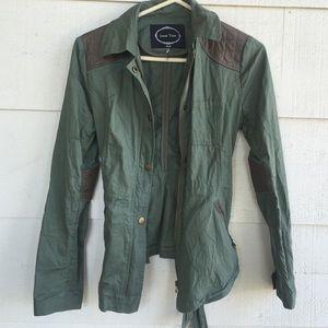 Jackets & Blazers - Olive green / army green utility coat
