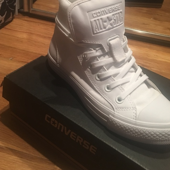 converse guard hi white
