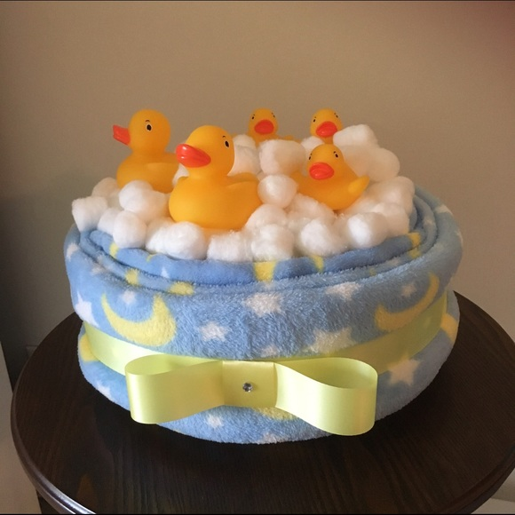 Rubber Ducky Cake Designs
