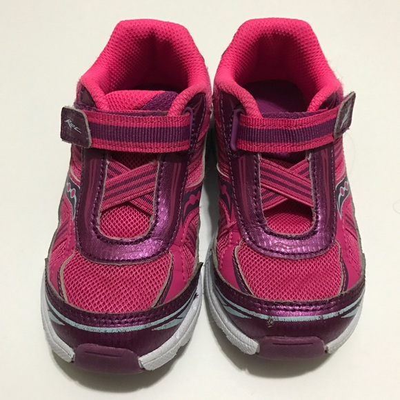 off Saucony Other Saucony G Baby Ride Pink Purple