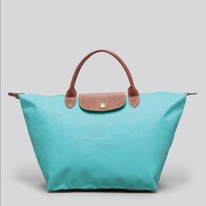 """Longchamp Handbags - NWOT- Longchamp """"Medium Le Pliage"""" tote"""