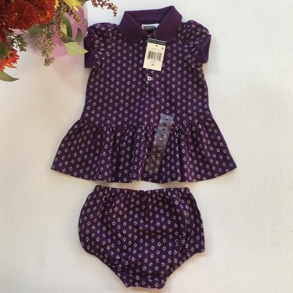 f1a4c97945f6 Ralph Lauren baby girl Dress