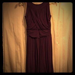 Dresses & Skirts - Plumb medium length dress