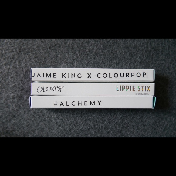 Colourpop Other - ColourPop x Kathleen Lights Lumiere Lippie Stix