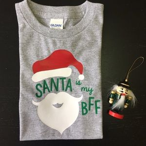 Other - Santa's BFF Tee