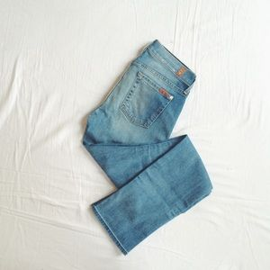 7 For All Mankind Denim - The Modern Straight | 7 For All Mankind