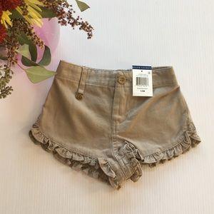 Ralph Lauren Other - Ralph Lauren Ruffle Shorts
