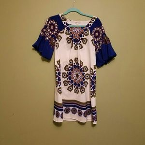 Dresses & Skirts - Adorable tunic dress sz small