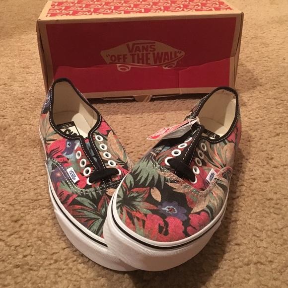 Authentic Van Doren multi Hampton sneakers 0b4ef1172