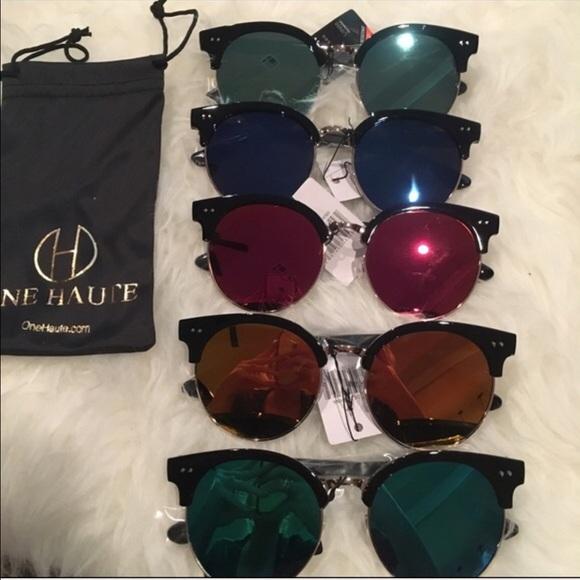 0afc863538ac The Dante sunglasses - NWT - 5 colors