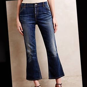 Anthropologie Pilcro Stet Jeans