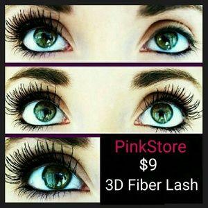 Other - 3D Fiber Lash Black Mascara New