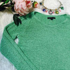 Rachel Zoe Sweaters - Rachel Zoe Mint Green Knit Sweater