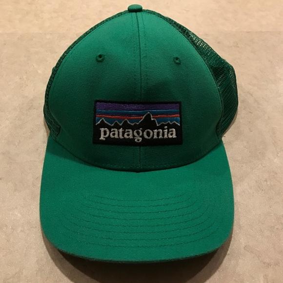Green Patagonia trucker hat 🌲. M 58192b95c284568ea50306d8 0c99762f49f