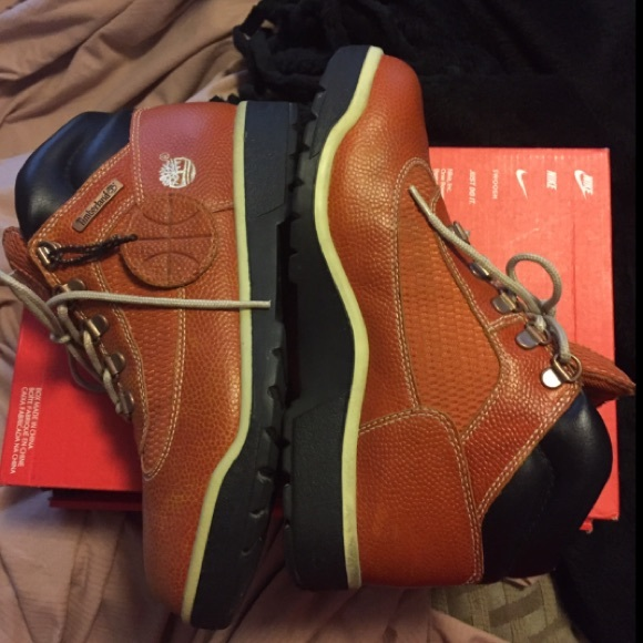 Timberland Field Boot Basketball Leather Limited E