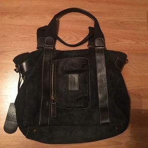 Bass by Vera Pelle shoulder bag