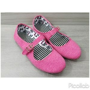 Other - Pink Mary Jane Flats