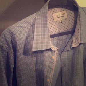 71d89ca2dc99 Ted Baker Shirts - Ted baker endurance dress shirt