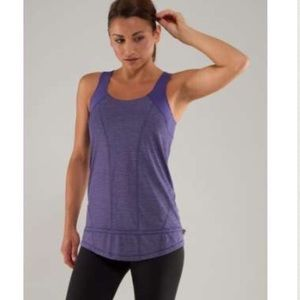 lululemon athletica Tops - Lululemon drawstring waist workout tank 4