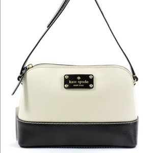 kate spade Handbags - NEW WITH TAGS! Kate Spade Black and White Bag