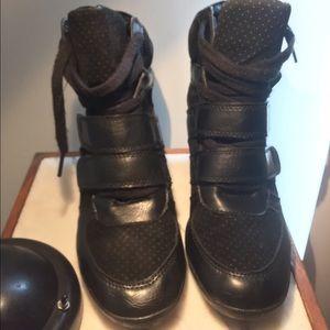 ❗️FINAL SALE❗️Wedge Sneakers