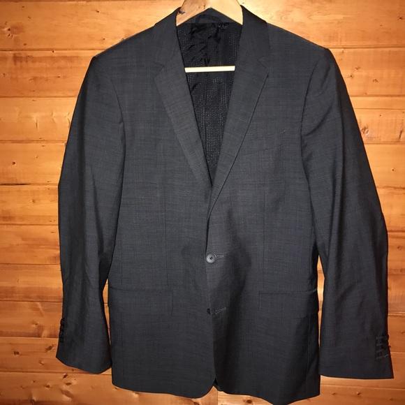 4261a366 Hugo Boss Suits & Blazers | 995 Grey 38r Suit Amaro Heise Euc | Poshmark
