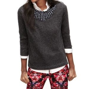 NWOT J.Crew starburst sweater