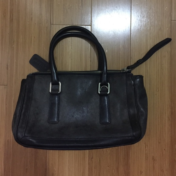 487238195e50b Coach Handbags - Vintage Coach Bonnie Leather Satchel Bag
