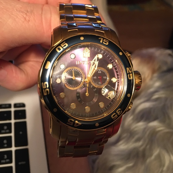 a40e0fb7a Invicta Accessories | Pro Diver Swiss Chronograph Mn 0073 | Poshmark