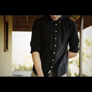 Frank & Oak Other - Black Button Down