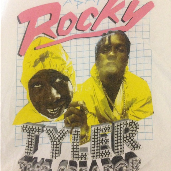 597c809b775c golfwang Other - A AP Rocky and Tyler the Creator Large tee