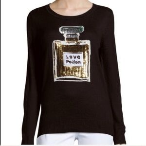 NWT✨Sak's Fifth Ave✨Love Potion Sweater