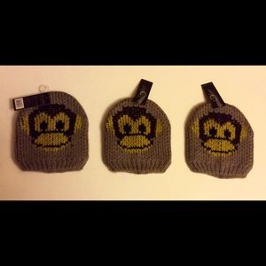 Other - 3-9 months Monkey Beanie Hats