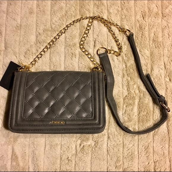 32a0bd7971 bebe Bags   Lucy Mini Crossbody   Poshmark