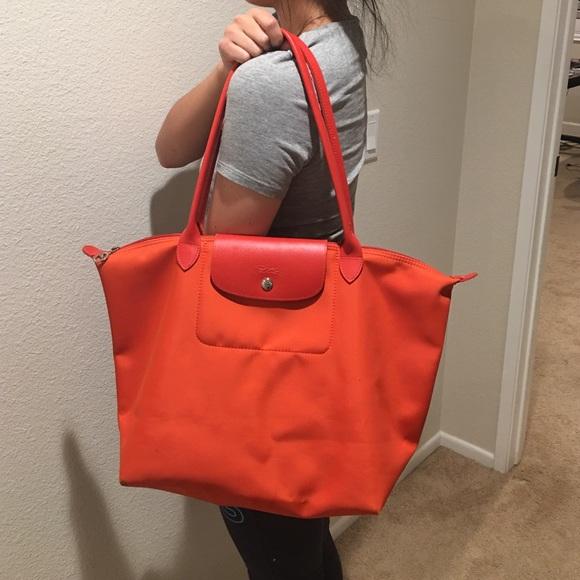 e1e907a9fe5d Longchamp Handbags - Longchamp Le Pliage Neo Large Tote