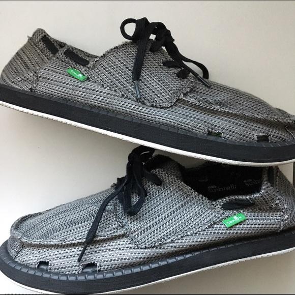 Sanuk Sunbrella Overboard Sneakers. M 58197ff5c28456c780045908 7015d2379