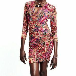 Mara Hoffman Dresses & Skirts - Mara Hoffman Ruched Jersey Dress Sz S