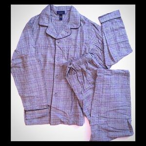 Club Room Other - Men's Or Teen Flannel Pajama Set