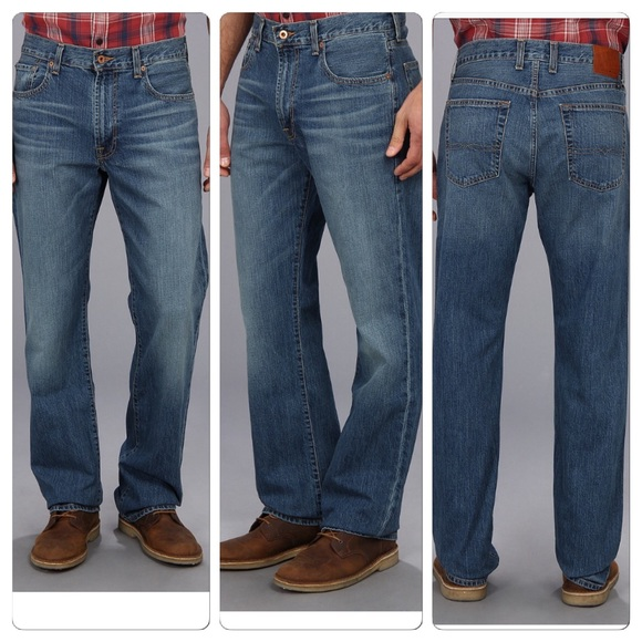 61% off Lucky Brand Other - MEN - LUCKY BRAND RELAXED FIT BOOT CUT ...