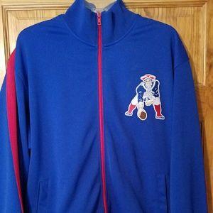 8e96f042ac0 Mitchell   Ness Jackets   Coats - New England Patriots Jacket