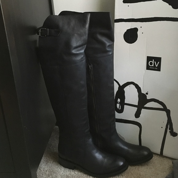 10f8ee29171 Dolce Vita Shoes - NEW Dolce Vita Over The Knee Boots