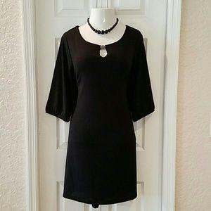 Classic Shift dress bling plus size 3X