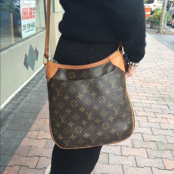 741f239869d Louis Vuitton Handbags - Louis Vuitton Odeon PM