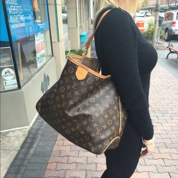 f50e65d2be51 Louis Vuitton Handbags - Louis Vuitton Delightful PM Bag