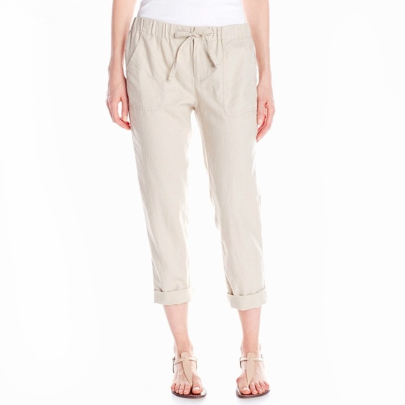 49% off Columbia Pants - NWT Columbia Coastal Escape khaki tan ...