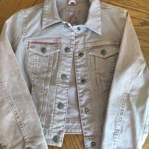 Guess denim jacket XS