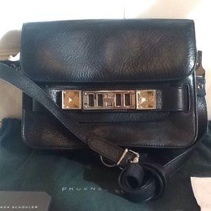 Proenza Schouler Handbags - Proenza Schouler PS11 Mini Classic in Black