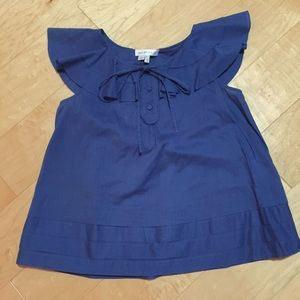 See by Chloe Tops - See by Chloe Blouse navy blue