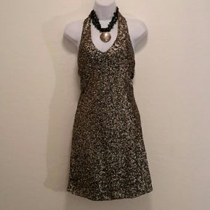 Ya Los Angeles Dresses & Skirts - ⬇️Price Drop⬇️Gold Cocktail Dress